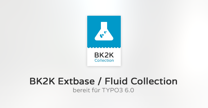 BK2K Extbase / Fluid Collection